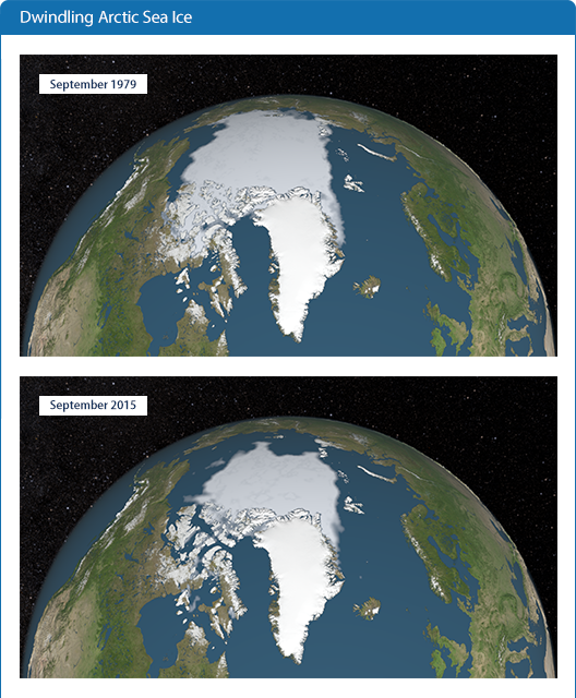 arctic climate change Satellite observations of arctic change sea ice index virtual globes: google earth sponsored programs antarctic glaciological data center exchange for local.