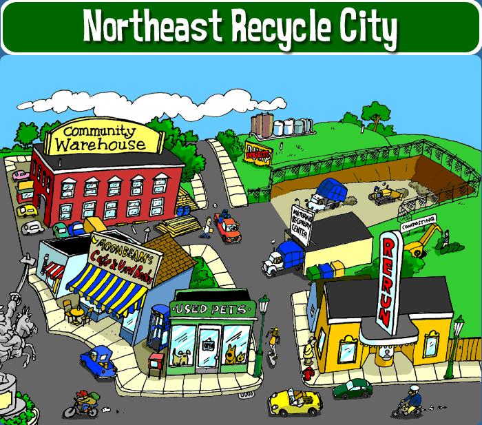 Northeast | Recycle City | U.S. EPA