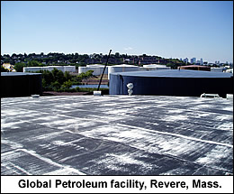 The Global Petroleum Facility, Which Is Located In Revere, Massachusetts,  Is Engaged In The Receipt, Storage, And Distribution Of Petroleum Products.